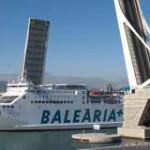 barcelona travel ~ ferry